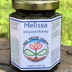 Melissa Infused Honey