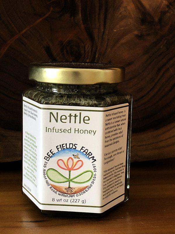 Nettle Infused Honey