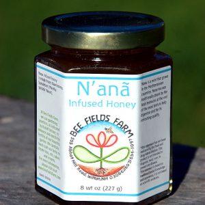 Nana Infused Honey
