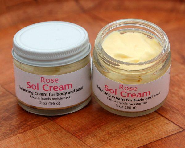 Rose Sol Cream