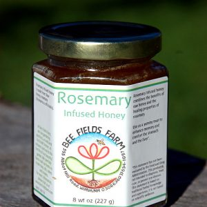 Rosemary Infused Honey